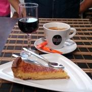 Ресторан Casa Acoreana. Кофе и десерт