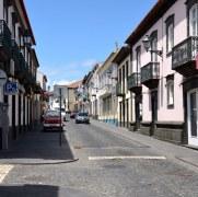 Центр города. Рибейра Гранде. Сан Мигель