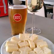 Сentral Pub. Пиво с сыром