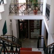 Гостиница Прая де Лобос. Лестница