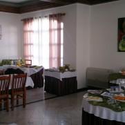 Гостиница Прая де Лобос. Завтрак