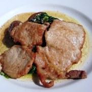 Ресторан Brasserie. Свинина