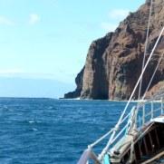 Вдоль острова Дезерта Гранде. Мадейра, 2015