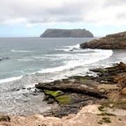 Серра да Фора. Остров Порту Санту. Мадейра