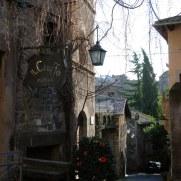 Квартал Сан Пеллегрино. Витербо. Италия, 2010