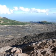 Кратер Сильвестри. Вулкан Этна. Сицилия. 2010