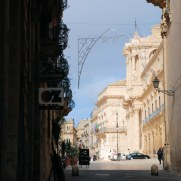 Пьяца Дуомо. Сиракуза. Сицилия, 2010
