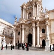 Кафедральный собор. Сиракуза. Сицилия, 2010