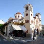 Церковь Святой Троицы. Агиос Николаос, Крит, 2015