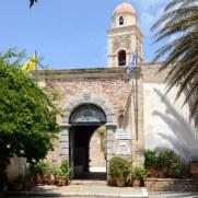 Монастырь Топлоу, Крит, 2015