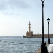 Венецианский маяк. Ханья, Крит. 2015
