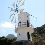 Ветряная мельница. Плато Ласити. Крит, 2015
