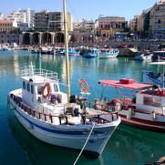 Старый порт. Ираклион. Крит, 2015
