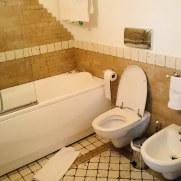 Гостиница Villa Enrica. Ванная