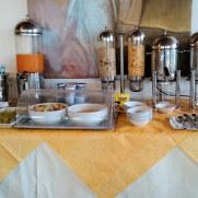 Гостиница Villa Enrica. Завтрак