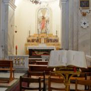 Церковь Св. Винченцо. Стромболи. Липарские острова. Италия. 2015