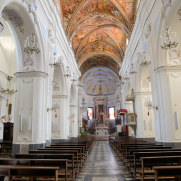 Собор Сан Бартоломео. Липари. Италия, 2015