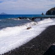 Каннето. Восток острова Липари. Италия, 2015