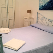 Апартаменты Cielomare. Спальня