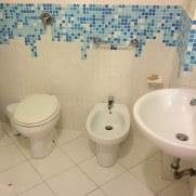 Апартаменты Cielomare. Ванная