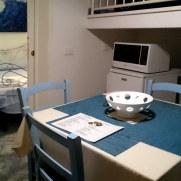 Апартаменты Cielomare. Кухня