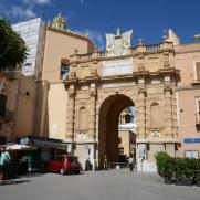 Ворота Гарибальди. Марсала. Сицилия, 2015