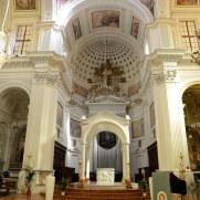 Кафедральный собор в Трапани. Сицилия, 2015