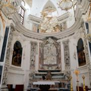 Иезуитская церковь Коллегии. Трапани, Сицилия. 2015