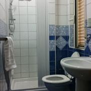 Гостиница Paguro. Ванная