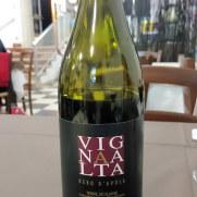 Ресторан Il Paguro. Вино