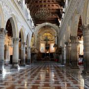 Кафедральный собор в Энна. Сицилия, 2015