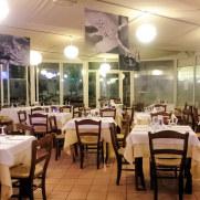 Ресторан Grace. Интерьер