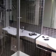 Гостиница Axor Feria. Номер 322. Ванная