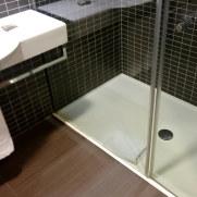 Гостиница Axor Feria. Номер 423. Ванная