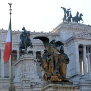 Площадь Венеции. Рим, 2015