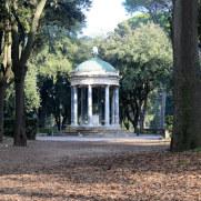 Вилла Боргезе. Рим. 2015