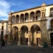 Старая мэрия. Площадь 1 мая. Убеда, Испания. 2015