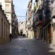 Улица Реаль. Убеда. Испания, 2015