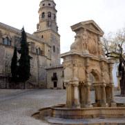 Фонтан Санта Мария. Баеса, Испания. 2015
