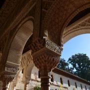 Хенералифе. Альгамбра. Гранада, Испания, 2015