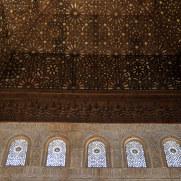 Зал Послов. Дворец Комарес. Альгамбра. Гранада, Испания, 2015