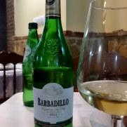 Ресторан Avante Claro. Вино