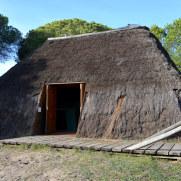 Эко-домики в национальном парке Доньяна. Санлукар-де-Баррамеда. Испания, 2015