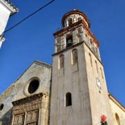 Церковь Нуэстра Сеньора де ла О. Санлукар де Баррамеда, Испания. 2015
