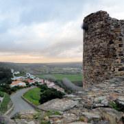 Замок в Алжезуре, Португалия, 2016