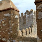 Стена замка. Серпа. Португалия, 2016