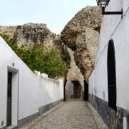 Вход в замок. Серпа. Португалия, 2016
