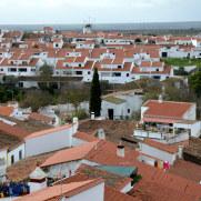 Панорама города. Серпа. Португалия, 2016
