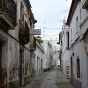 На улицах города Серпа. Португалия, 2016