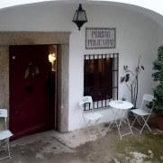 Вход. Пансион Policarpo. Эвора, Португалия, 2016